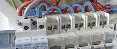 Normes électriques Abbeville
