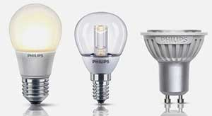 lampes LED Philips
