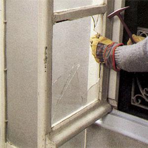Vitrier paris 8 r paration vitre cassee vitrage et for Reparation fenetre paris