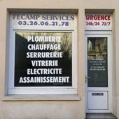 Boutique Fécamp Services Reims