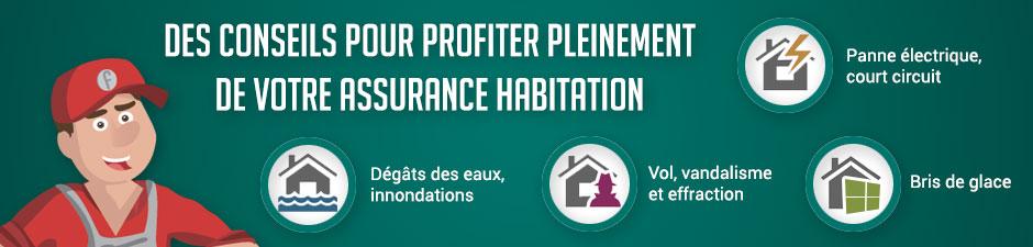 Des travaux et des tarifs en accord avec les contrats d'assurance